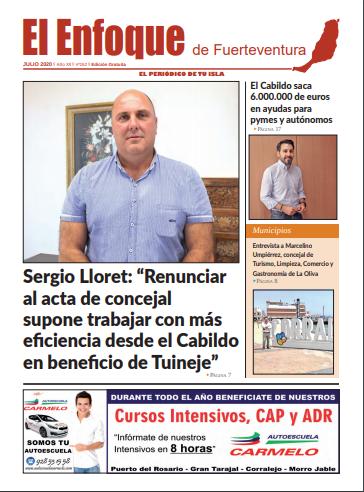 El Enfoque de Fuerteventura - Julio 2020